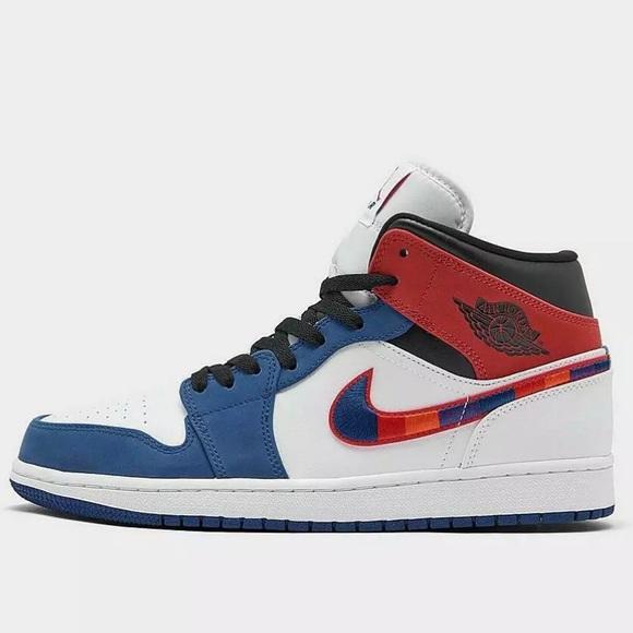 Jordan Shoes | Men Air Retro 1 Mid